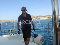 greece yacht charte