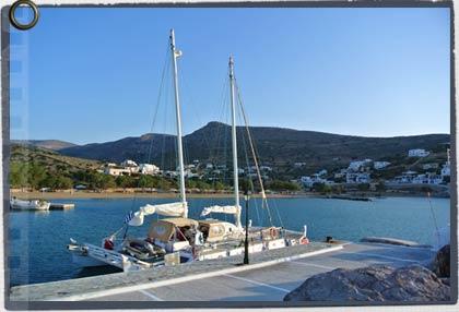 greek islands catamaran