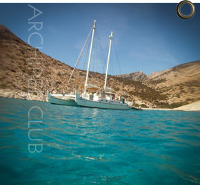 sailing trip greece