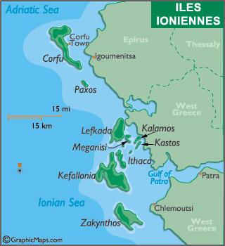 Αποτέλεσμα εικόνας για iles mer ionienne