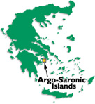 Argo-Saronic islands